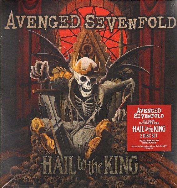 Avenged SevenfoldВиниловые пластинки<br>Виниловая пластинка<br>