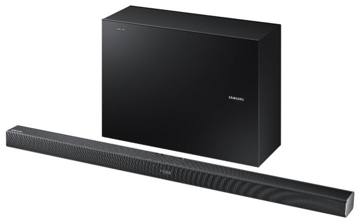 Samsung HW-J550 (HW-J550/RU) - акустическкая система (Black)