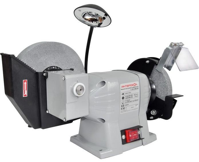 Электроточило Интерскол Т-150-200/250 (3030400100)