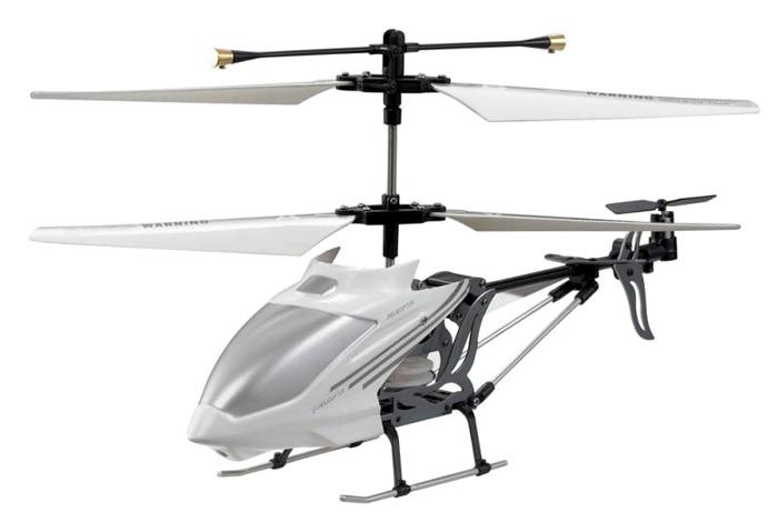 I-Helicopter HC-777-173 - радиоуправляемый вертолет (White)
