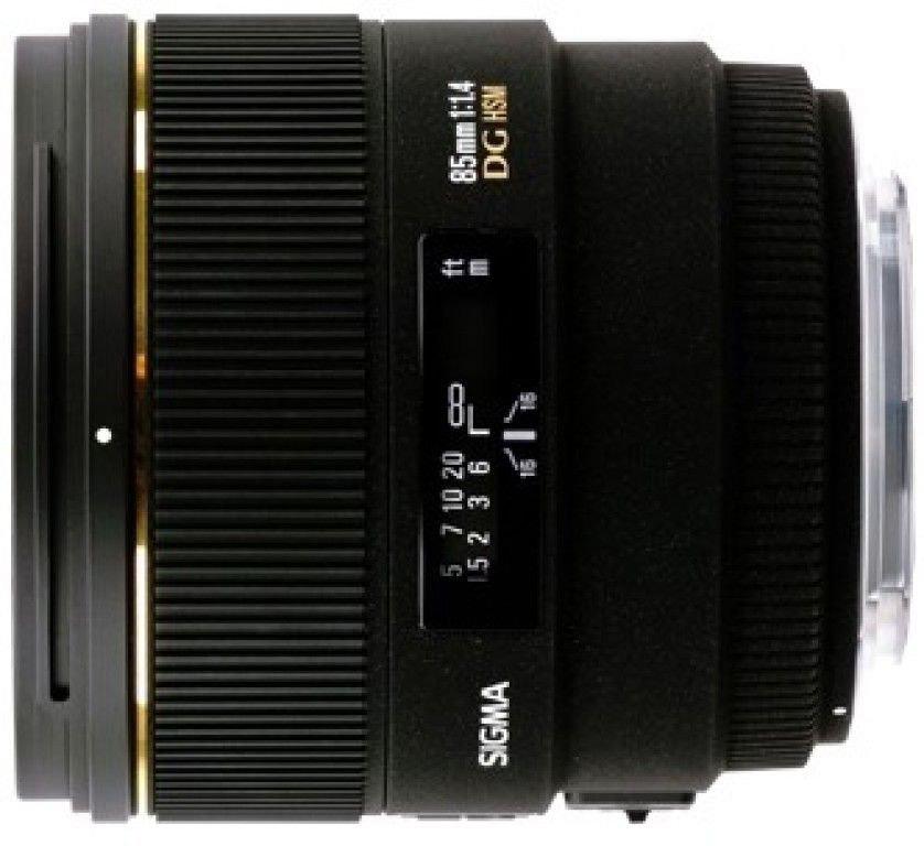 Sigma AF 85mm f/1.4 320955