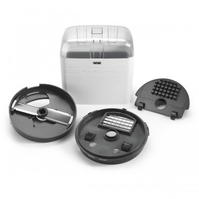 KitchenAid 5KFP16DC12 - комплект диск-ножей для нарезки кубиками для KitchenAid 5KFP1644