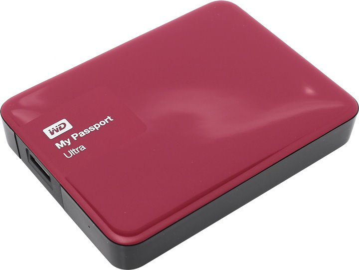Western Digital My Passport Ultra 3000Gb
