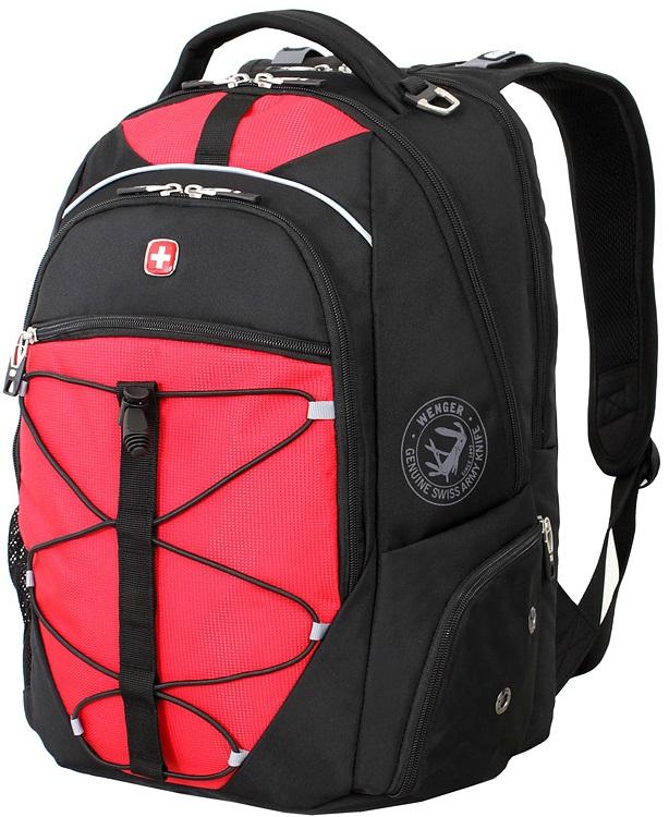 Wenger 6772201408 - рюкзак (Black/Red)