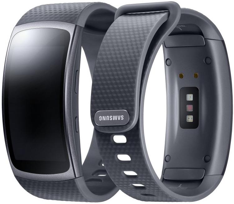 Samsung Gear Fit 2 SM-R3600DAASER