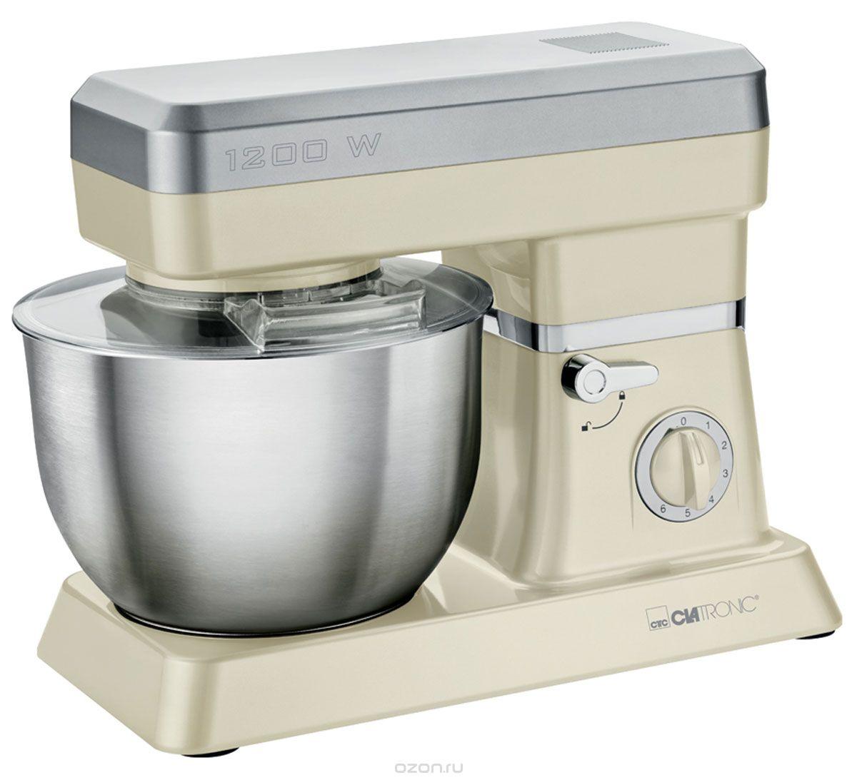 Clatronic KM 3630 - кухонный комбайн (Cream)