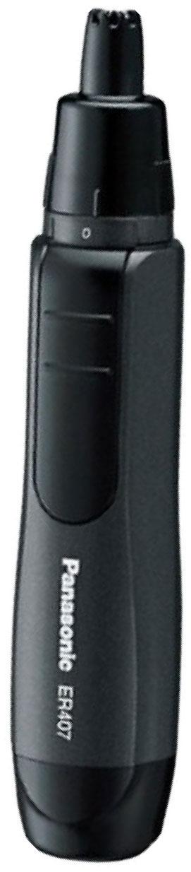 Panasonic ER407K520 - триммер для лица (Black)