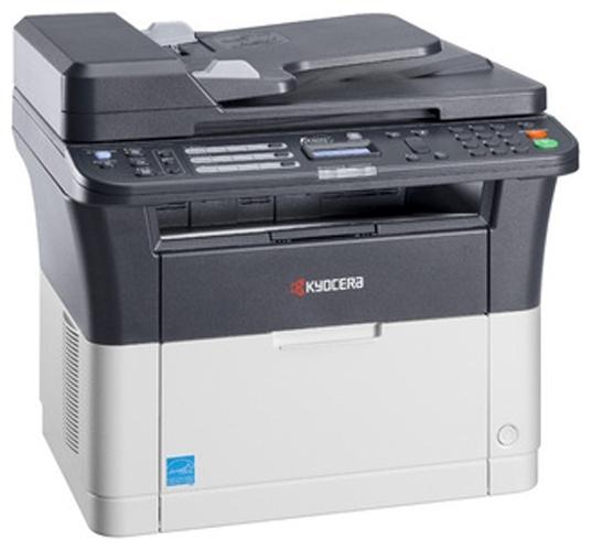 Kyocera FS-1120MFP (1102M53RUV) - лазерное МФУ (White)Лазерные МФУ<br>Лазерное МФУ<br>