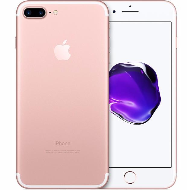 Смартфон Apple iPhone 7 Plus 128Gb (Rose Gold)