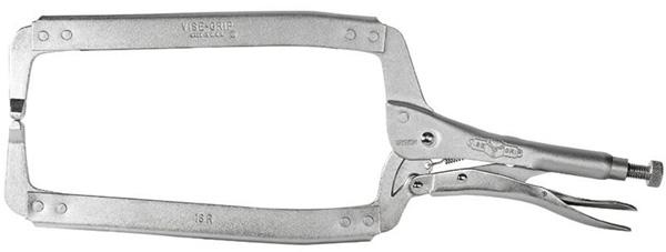 Vise-Grip  щипцы для сварочных работ irwin 9r длина 22 5 мм