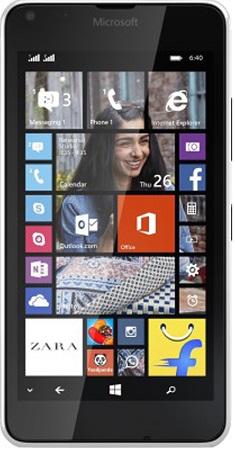 Смартфон Microsoft Lumia 640 Dual Sim (White)