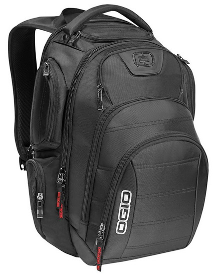 OGIO Gambit (111072.03) - рюкзак для Macbook 17 (Black).