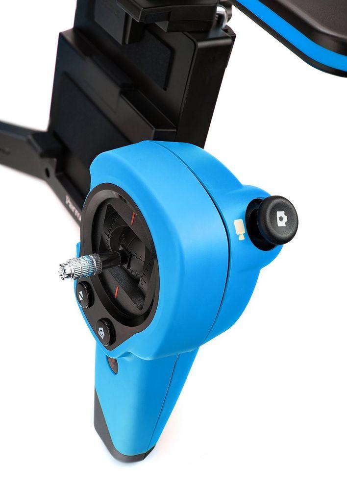 Parrot Bebop Drone + Skycontroller - квадрокоптер с пультом дистанционного управления (Blue)
