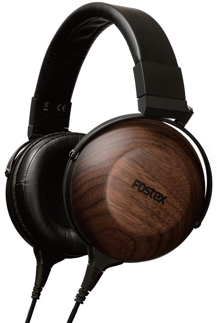 Fostex TH610 - полноразмерные наушники (Black/Brown) наушники полноразмерные philips a1pro 00