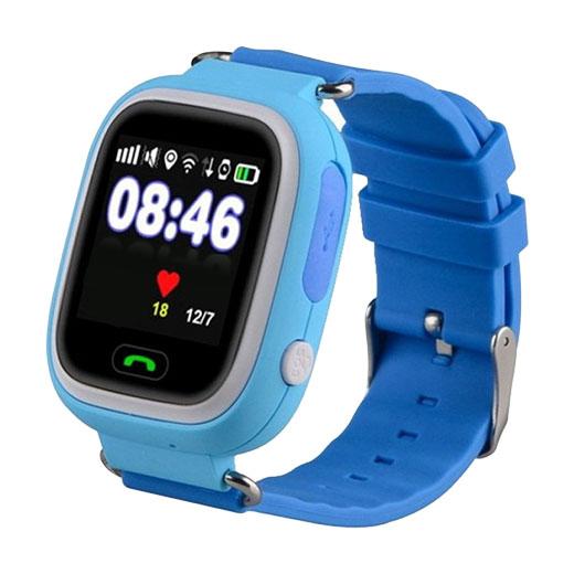 Кнопка Жизни J116 (9160127) - часы-телефон с GPS (Blue)