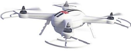 Aircraft SystemУличные коптеры<br>Радиоуправляемый квадрокоптер<br>
