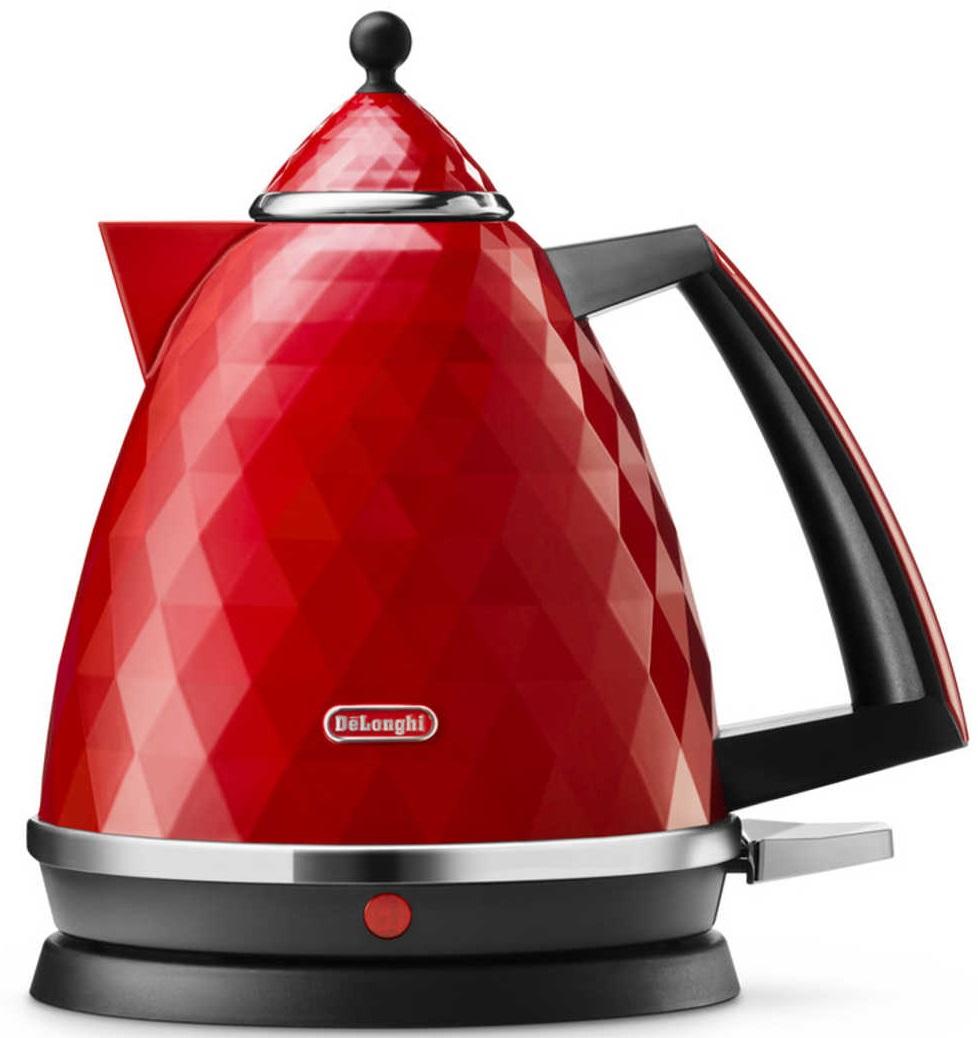 DeLonghi Brillante (KBJ 2001.R)  - чайник электрический (Red)