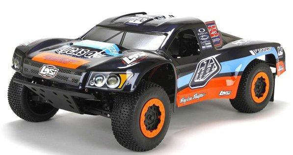 Losi Ten-SCTE Discount Tire 1:10 - радиоуправляемый автомобиль (Black) от iCover