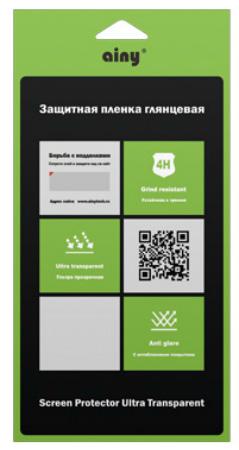 все цены на Ainy AC-Ab727 - защитная пленка для Asus Zenfone Selfie (глянцевая) онлайн