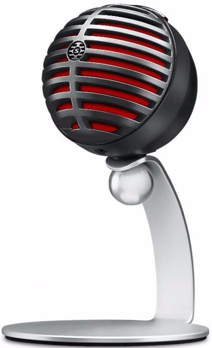 Shure MV5 - конденсаторный микрофон (Black)