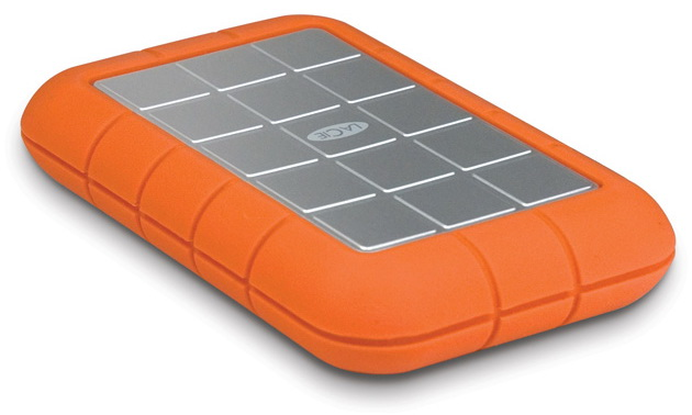 Lacie Rugged Triple 500GB (7200 rpm) (301983)