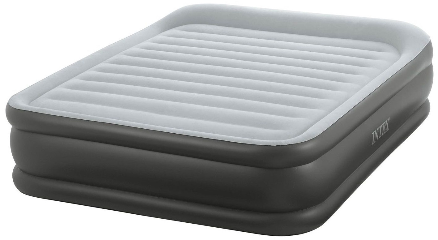 Intex Deluxe Pillow Rest Raised Bed с64436