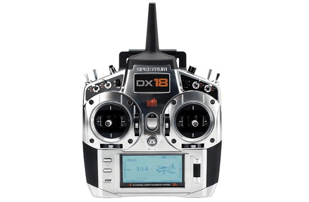 Spektrum DX18 System Generation 2 + AR9020, DSMX - аппаратура радиоуправления