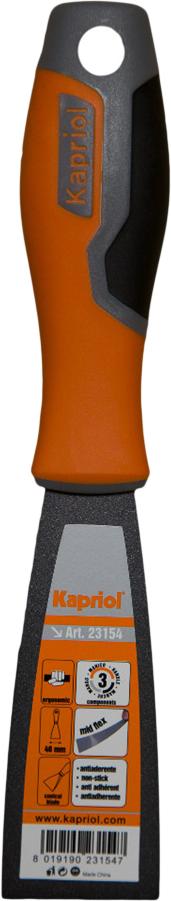 Kapriol 40 мм (23154) - полужесткий шпатель с защитным антикоррозийным покрытием