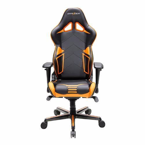 DXRacer OH/RV131/NO - компьютерное кресло (Black/Orange)