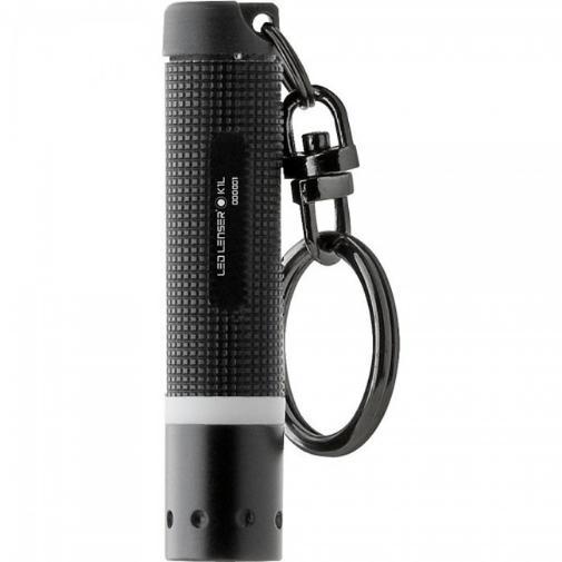 Led Lenser K1L (8201-L) - фонарик светодиодный (Black)