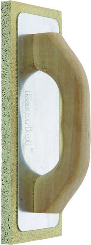 Kapriol 10х24 см (23060) - штукатурная терка с твердой губкой