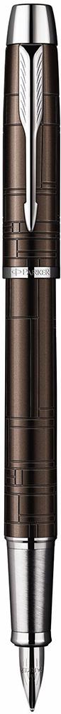 IMРучки<br>Перьевая ручка с синими/черными чернилами<br>