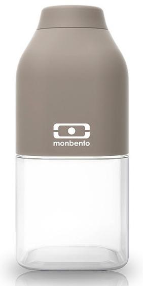 Monbento Positive 0,33 л - многоразовая бутылка (Light grey)