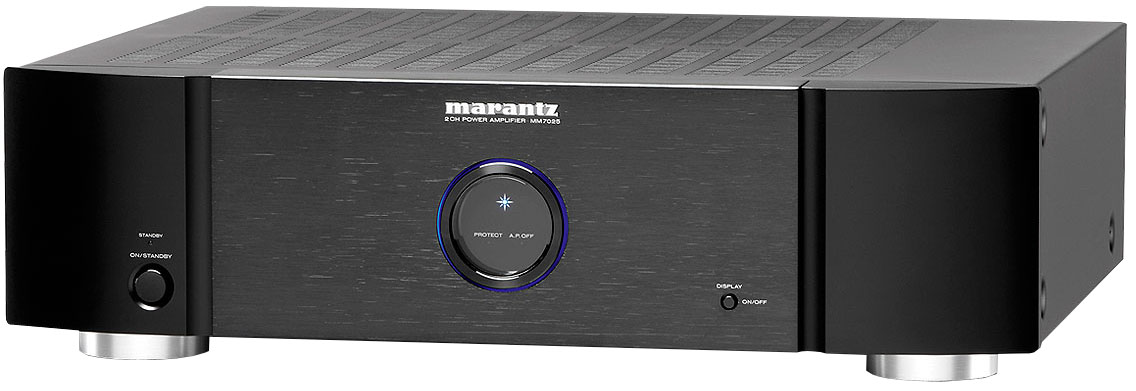 Marantz MM7025 - двухканальный усилитель (Black)