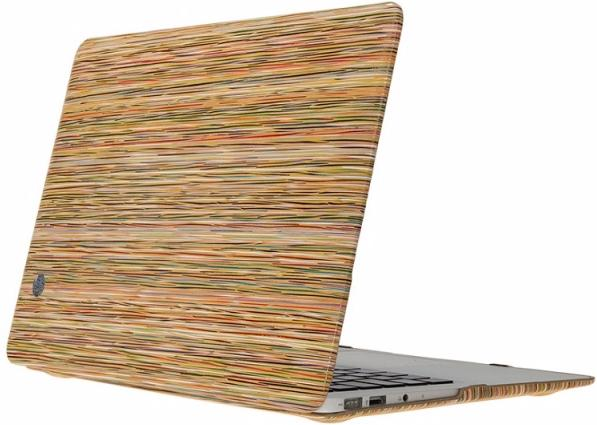 Купить Heddy Leather Hardshell (HD-N-A-13o-01-15) - чехол для MacBook Pro 13'' (Savannah)