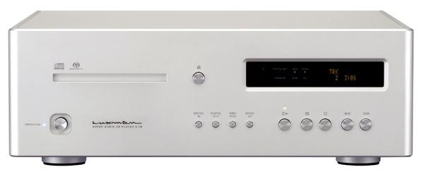 Luxman D-08 - SA/CD плеер (White)