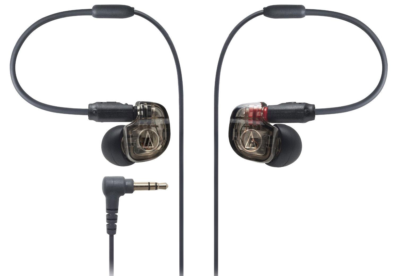 In-Ear Headphones - Audio-TechnicaВнутриканальные наушники<br>Вставные наушники<br>