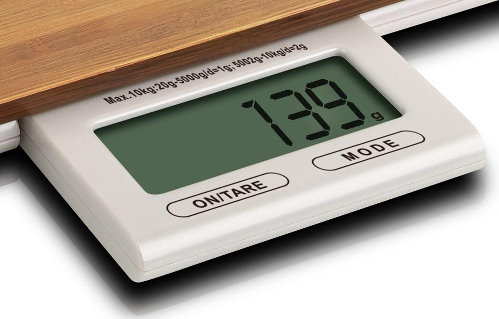 Rolsen KS-2911 - весы кухонные