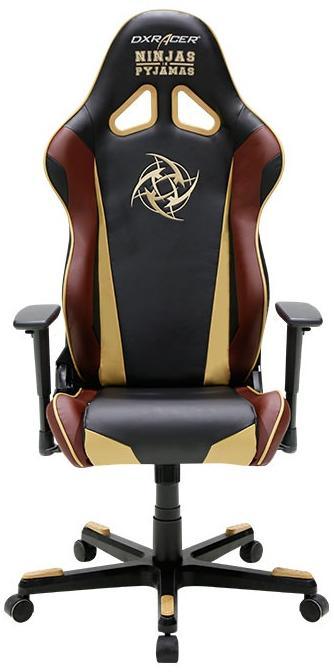 DXRacer Special Edition OH/RE126/NCC/NIP - компьютерное игровое кресло (Coffee)