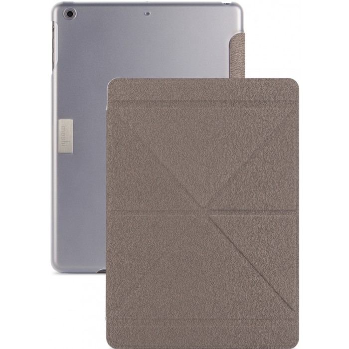 Moshi VersaCover (99MO056902) - чехол для iPad Air (Velvet Gray)