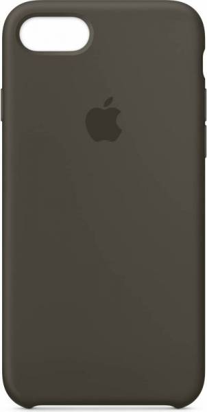 Чехол Apple Silicone Case для iPhone 7/8 MR3N2ZM/A (Dark Olive)