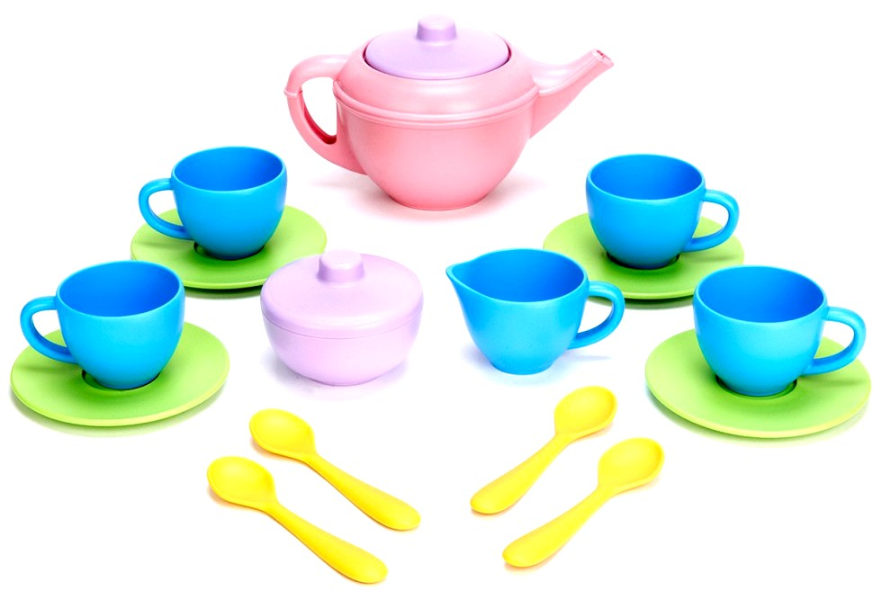 Green Toys Tea Set 70654