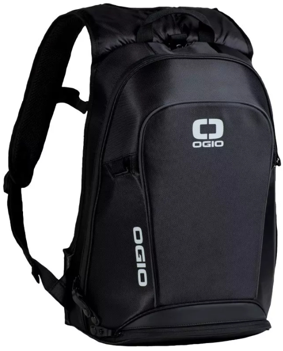 Моторюкзак OGIO No Drag LH Stealth (5919578OG) для ноутбука 15'' (Black) фото