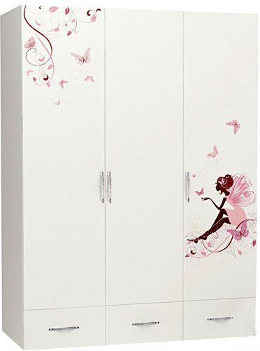 FaeryТрехдверные шкафы<br>Шкаф 3-х дверный<br>