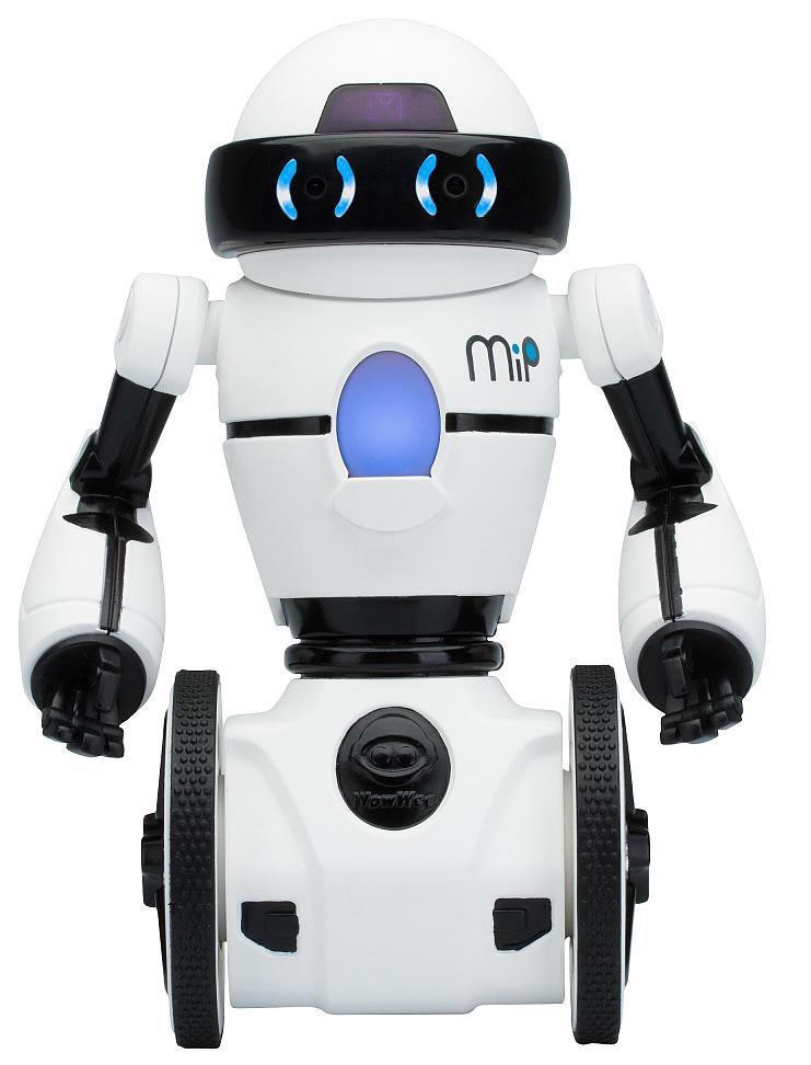 Купить WowWee MIP (0821) - робот управляемый с iOS и Android (White)
