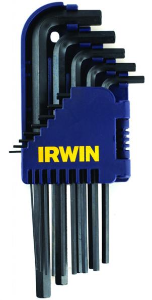 Irwin T10755 - набор торцевых ключей 10 шт. (Black)