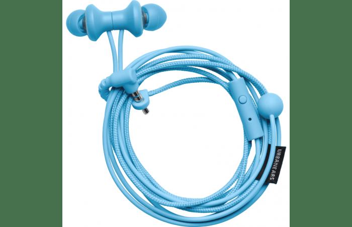 Urbanears Kransen - вставные наушники с микрофоном (Malibu)Внутриканальные наушники<br>Вставные наушники<br>