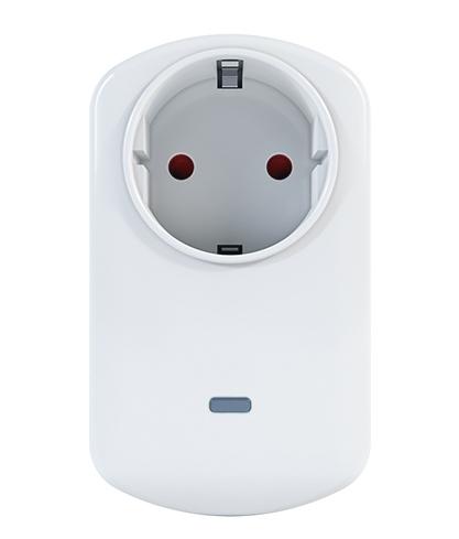 Rubetek TZ69G - умная розетка с измерением энергопотребления (White) умная розетка senseit gs2s ведомая