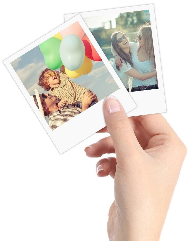 polaroid-z2300 фотобумага