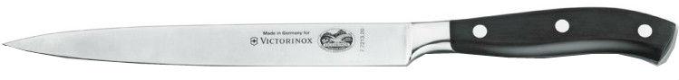 Victorinox 7.7213.20G - нож филейный, лезвие 20 см, в подарочной упаковке (Black)